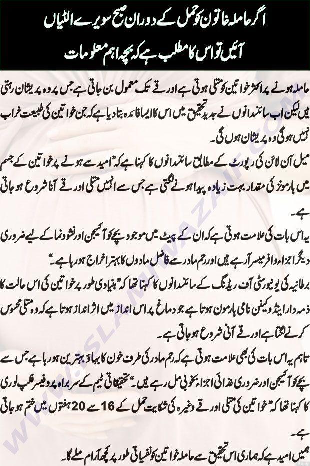 Vomiting In Pregnancy Means In Urdu #BeautyTipsMakeup | Beauty Tips