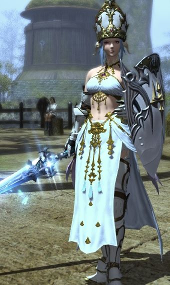 ff14 how to make a glamour set