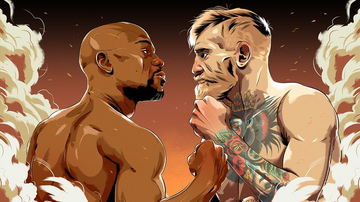 How Mayweather-McGregor came to be #FansnStars