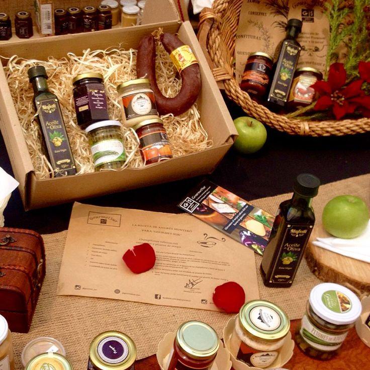 Gourmet Sur: Selección premium de productos gourmet del sur de Chile. Envíos desde Puerto Varas hasta Santiago. Compras en www.gsgourmetsur.com Pedidos especiales: contacto@gsgourmetsur.com Encantados de poder atenderlo.