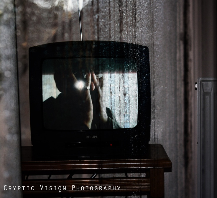 # Strange T.V. 3. By www.crypticvisionphotography.com