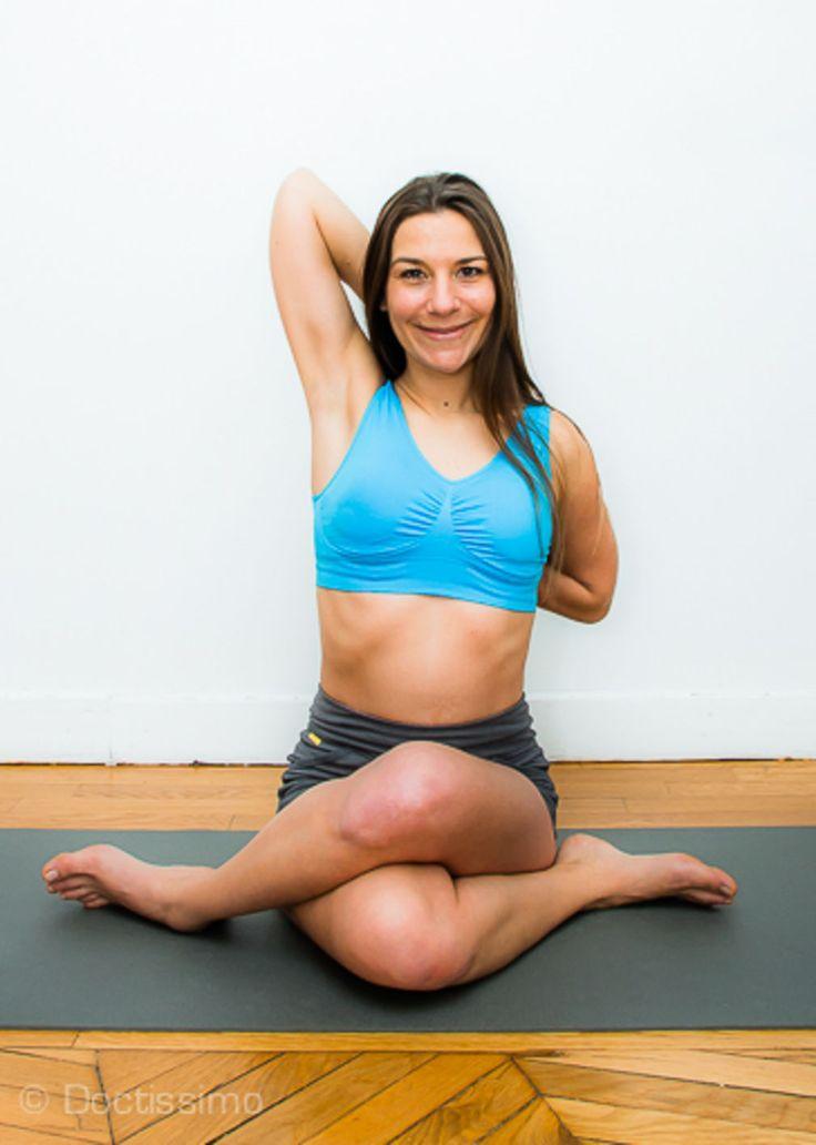 best 25 posture de yoga ideas on pinterest asana poses de yoga and yoga postures. Black Bedroom Furniture Sets. Home Design Ideas