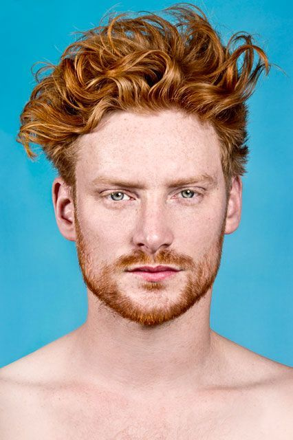 "Redheaded Men Are Finally Getting Their Due  #refinery29  http://www.refinery29.com/2014/08/72755/male-redheads-hollywood#slide-1  Where did inspiration for Red Hot come from? ""It actually came from a very deeply personal place of feeling ashamed of who I was, and then going on this sort of personal journey of dyeing my hair — like many guys in the book and exhibition — and then finally going, 'Fuck this! I'm just going to be ginger and proud.'   ""It seems ridiculous, but it's actually a ..."