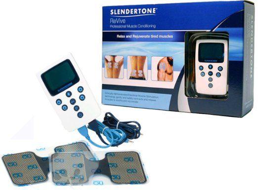 Slendertone ReVive Professional Muscle Conditioner #slendertone #sports