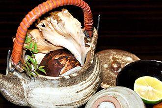松茸懐石京都 割烹 鱧料理専門店 三源庵京都のハモ料理専門店三源庵
