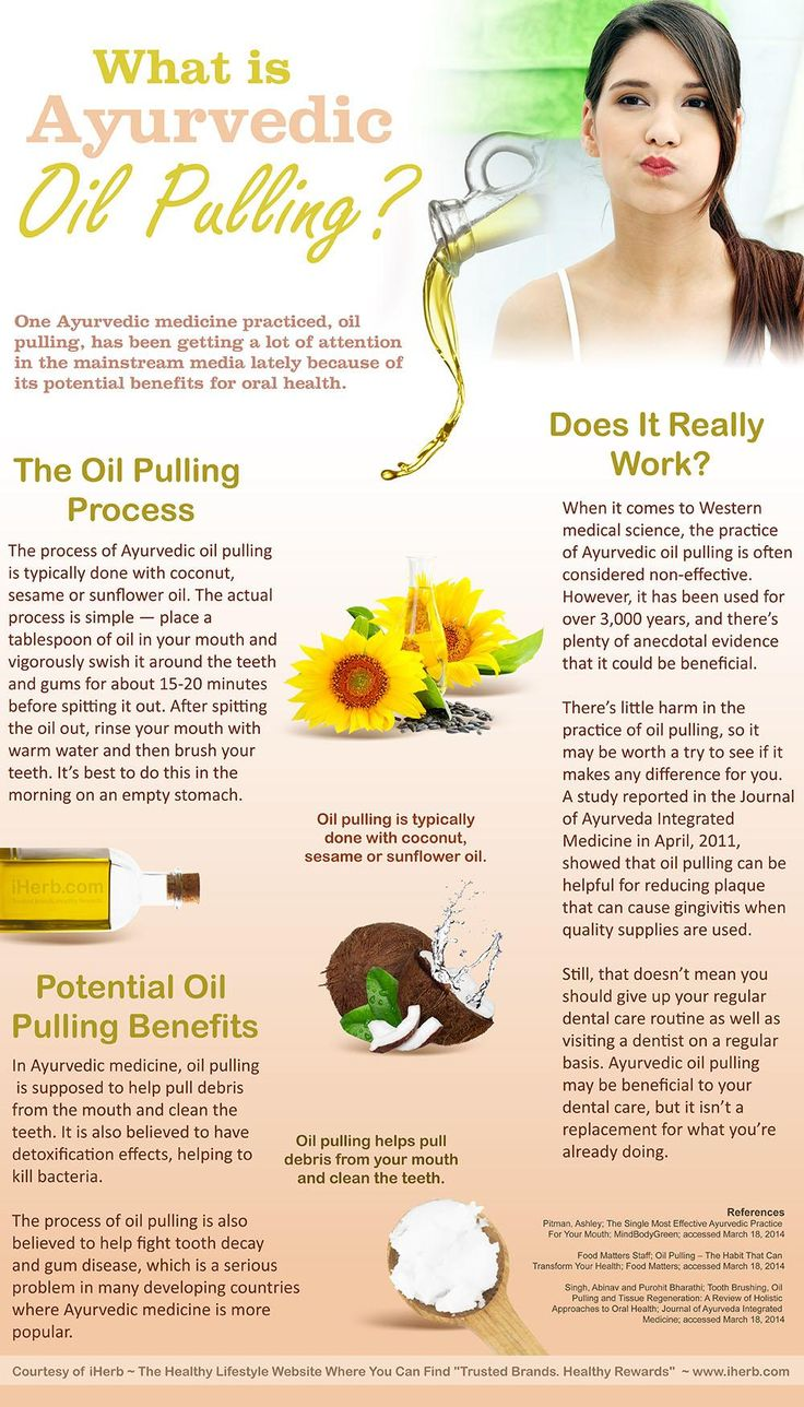 Health: What is Ayurvedic Oil Pulling?