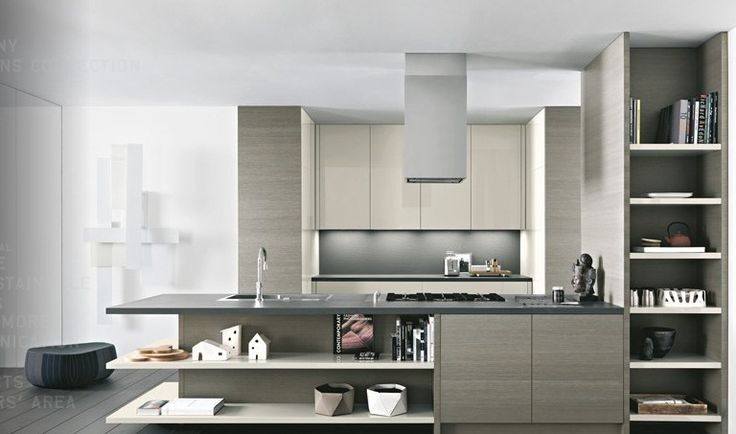 It is necessary that every choice be carefully made giving the kitchen just the right touch, like putting icing on a cake. Checkout 25 Contemporary Kitchen Design Inspiration.