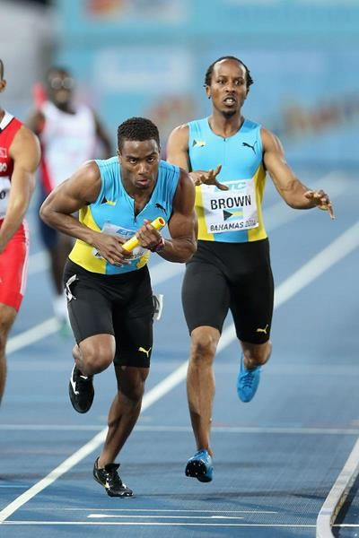 Olympic champions lead host nation's team for IAAF/BTC World Relays, Bahamas 2015