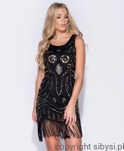 Whitney -sukienka z cekinami  #sukienka #sukienkanastudniówkę #sukienkanawesele #sukienka #fashion #fashionista