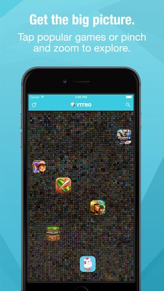 Yttro: Free Game App Discovery by Yttro Mobile Inc