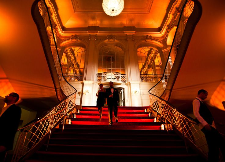 "Foyer of the ""Komische Oper Berlin"" - GQ Men of the Year 2013"