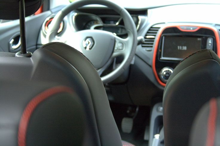 interieur Captur