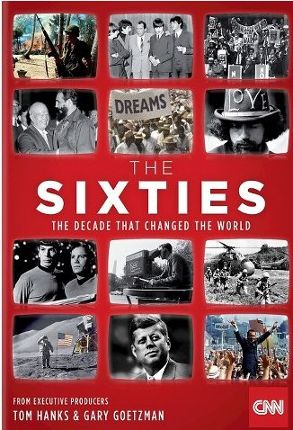 If you're interested in the 1960s, see what I thought of The Sixties CNN: The Decade that Changed the World #ad
