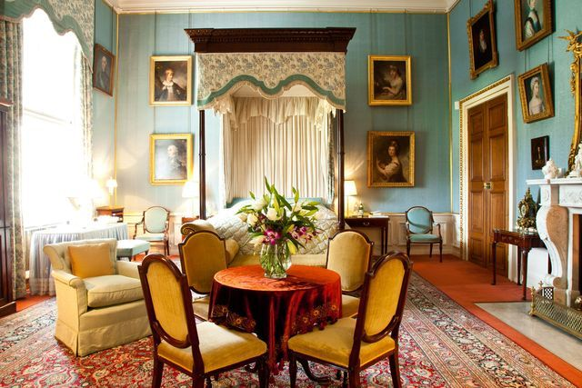 The King William Room - Courtesy of Althorp