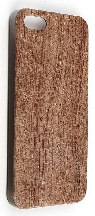 Купить Чехол-накладка для iPhone 5 / 5S GGMM Wooden Case в Санкт-Петербурге - цены, доставка по России | Чехлы для смартфонов | Интернет-магазин ReCase