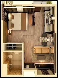 Studio Apartment Floor Plans Furniture Layout best 25+ studio apartment floor plans ideas on pinterest | small