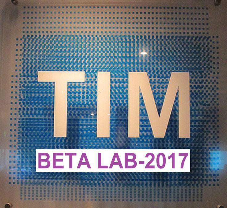 TIM # BETA # LAB # 2017