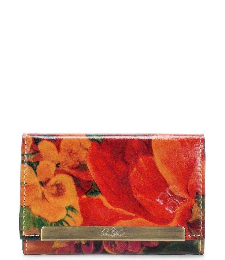 Patricia Nash Heritage Print Collection Cametti Wallet #Dillards