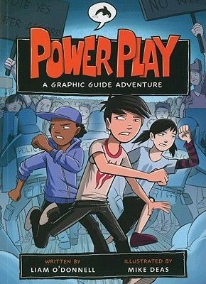 Power Play A Graphic Novel With Government Information border=