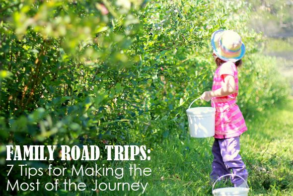 Family Road Trips: 7 Tips for Making the Most of the Journey. Ideas for taking a more relaxed approach on your next road trip.