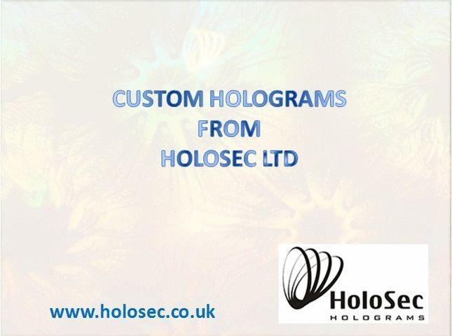 #Holosec #hologram #customhologram #uk Visit Now: http://www.holosec.co.uk/
