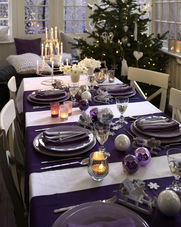 christmas table ideas - Saferbrowser Yahoo Image Search Results