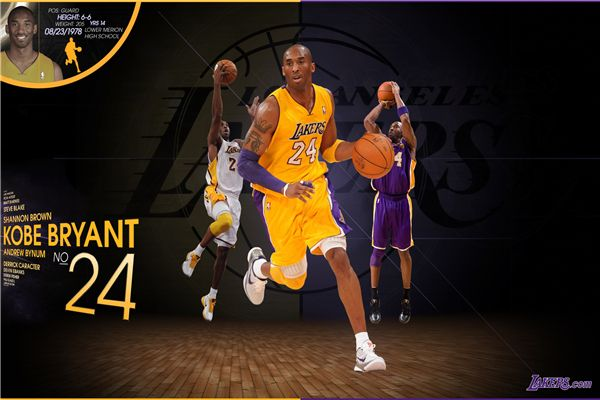 Custom Canvas Art Kobe Bryant Wall Stickers Kobe Bryant Poster La Lakers NBA Wallpaper Basketball Sticker Home Decoration #1282#. Yesterday's price: US $6.80 (5.59 EUR). Today's price: US $5.30 (4.30 EUR). Discount: 22%.