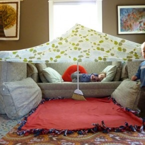 Indoor Fort THIS Is What Emma And I Will Be Doing This Afternoon As
