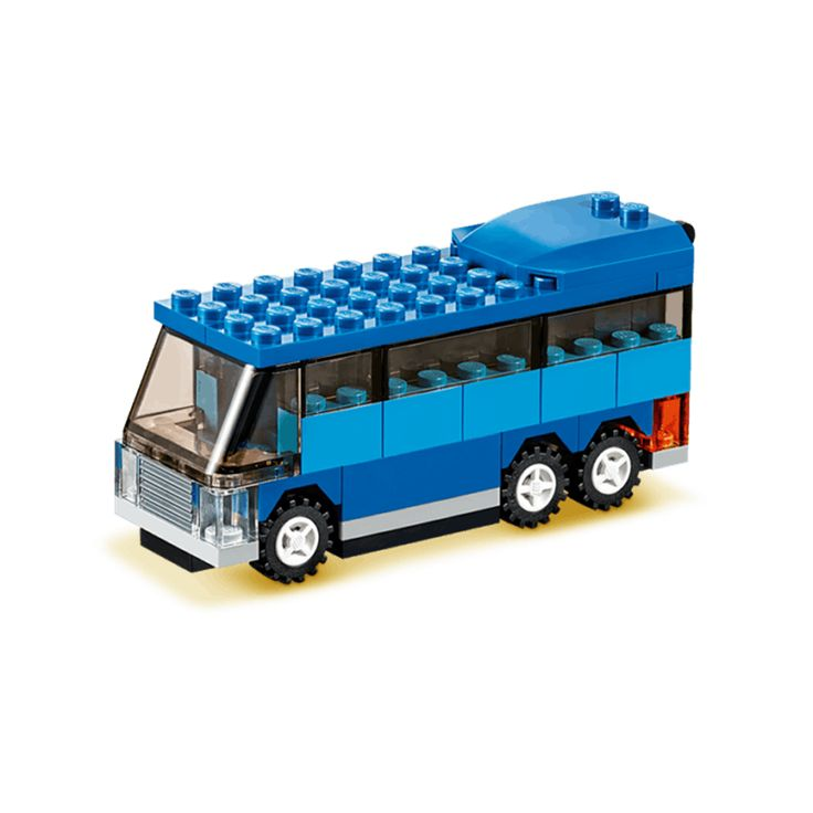 Instructions de montage – LEGO® Classic – LEGO.com - Classic LEGO.com
