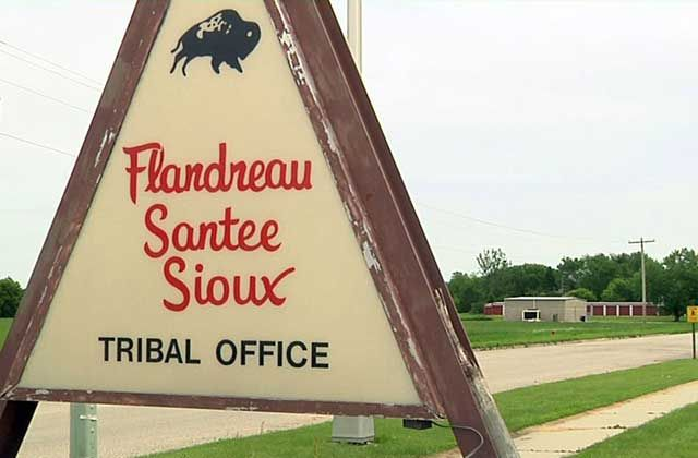 The Flandreau Santee Sioux tribe is poised to become the first Native American tribe to grow and sell pot for recreational use, taking advantage of the Obama administration's offer to let all 566 of the country's federally recognized tribes enter the marijuana industry.
