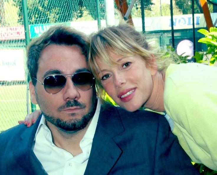 Fabrizio Bartoccioni & Alessia Marcuzzi