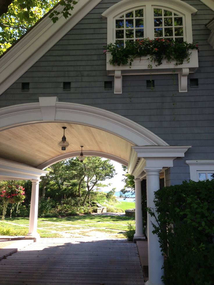 love these details. Shingle Style House Plans: A Home Design with New England Roots