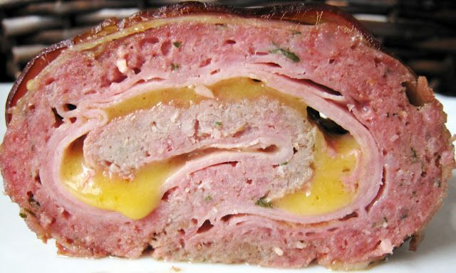 Blog da Nô: Rocambole de Carne Moída ou Rolo de Carne Picada?
