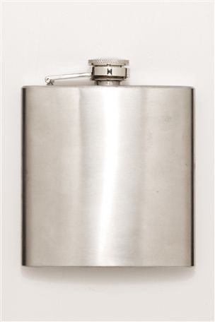 """Buy Metal Hip Flask from the Next UK online shop  After 9years he might not need this filled but then again he might! Lol  Thinking to also engrave it with his name and the date Of  - """"The Big Moment"""" X  @Next  #MyBigMoment"""