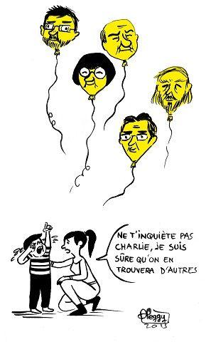 L'hommage des dessinateurs angoumoisins à Charlie Hebdo - charentelibre.fr #JeSuisCharlie