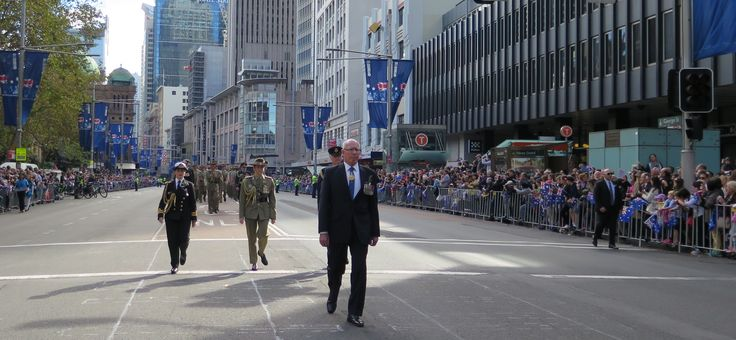 His Excellency General The Honourable David Hurley AC DSC (Ret'd) Governor of New South Wales