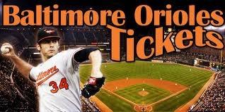 Baltimore Orioles Tickets Logo