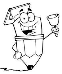 26 best svart og hv t images on pinterest clipart black and white rh pinterest com school supplies black and white clipart back to school black and white clipart