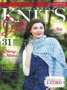 Interweave Knits: Gifts 2015 - 轻描淡写 - 轻描淡写