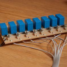 Arduino Christmas Light Controller Check out http://arduinohq.com for cool new arduino stuff!
