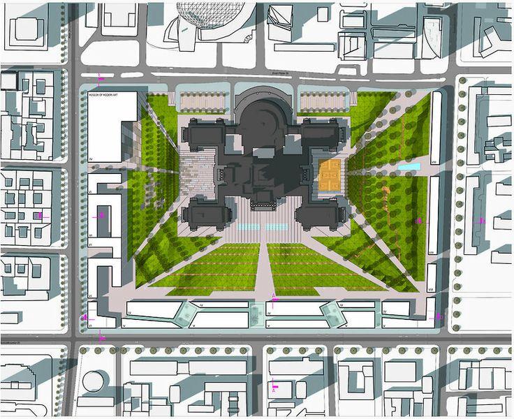 Plac defilad - Laboratorium przestrzeni