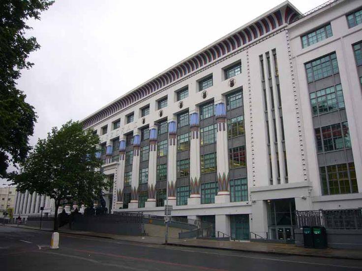 London Art Deco Buildings139 best Art Nouveau and Art Deco buildings in the UK images on  . Art Deco Furniture North London. Home Design Ideas
