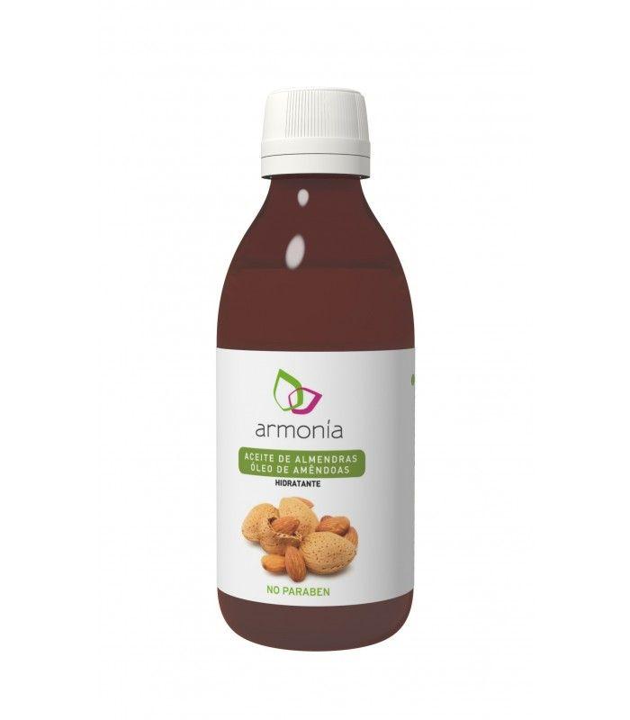 Aceite de almendras / Hidratante, regenerador y reparador. Apto para masajes.