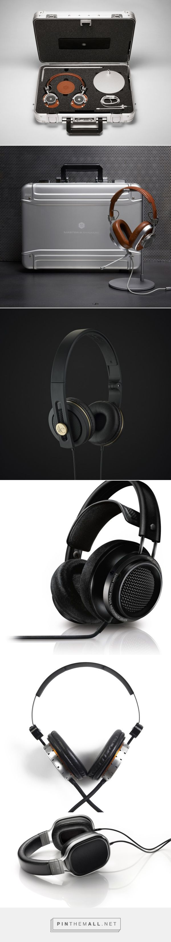 5 Headphones for Audiophiles - Design Milk - created via http://pinthemall.net