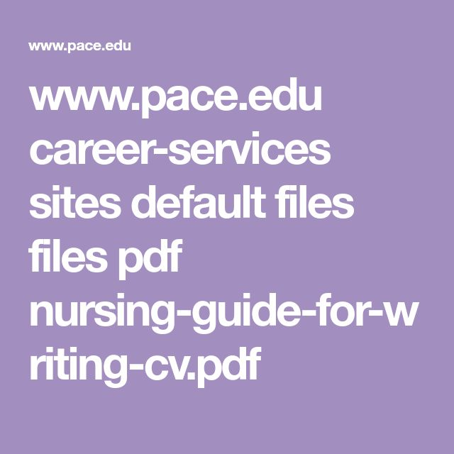 The 25+ best Nursing cv ideas on Pinterest Cv format for job - resource nurse sample resume