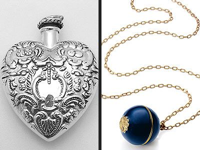 78 best scent bottle necklaces images on pinterest for How to make scented jewelry