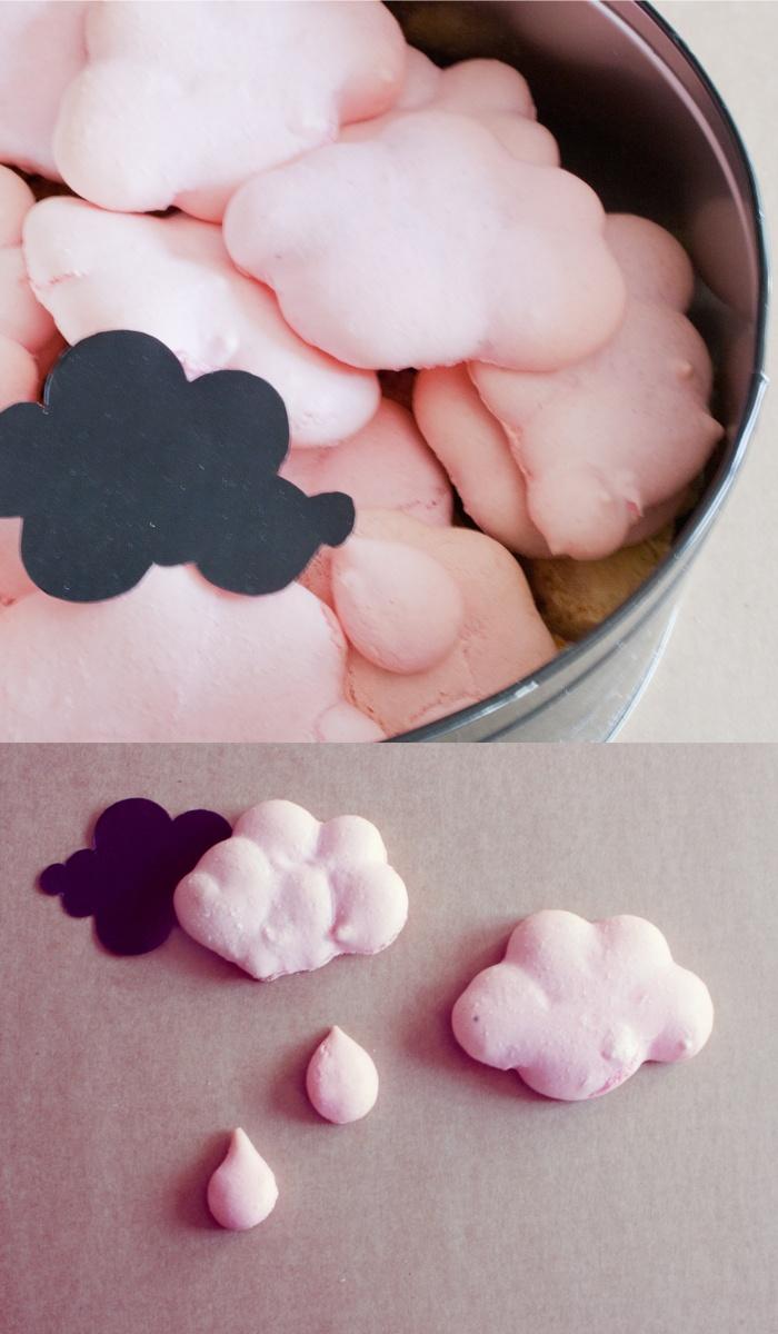 Pink Cloud Macarons