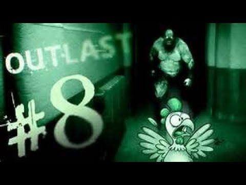 WHAT IS THE SCARIEST VIDEO GAME EVERY ( OUTLAST PART 8 ) - YouTube