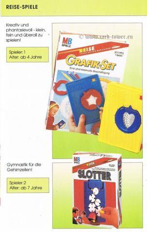 Grafik-Set (Reise), Slotter (Reise)