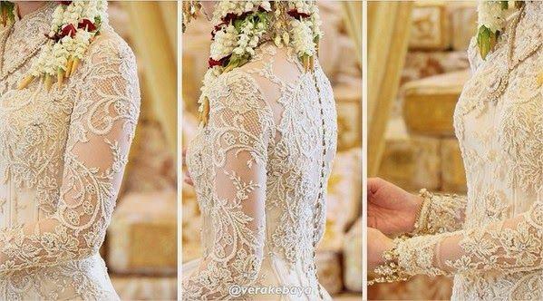 vera kebaya pengantin
